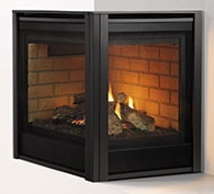 Heat & Glo Corner Series Gas Fireplaces