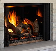 Heat & Glo Phoenix TrueView Gas Fireplace