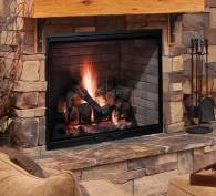 Majestic Biltmore Wood-Burning Fireplace