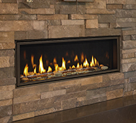 Majestic Echelon II Direct Vent Gas Fireplace