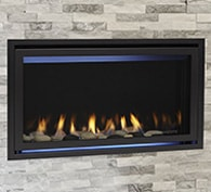 Majestic Jade Series Gas Fireplace
