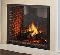 Majestic Marquis II See-Through Direct Vent Gas Fireplace