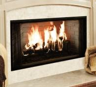 Majestic Royalton Wood-Burning Fireplace
