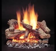Duzy 3 Vented Gas Log Set