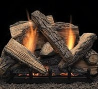 Monessen Hearth Stony Creek Vent Free Gas Log Set