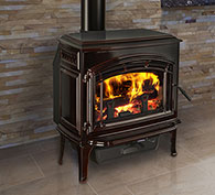 Quadra-Fire Explorer II Wood Stove
