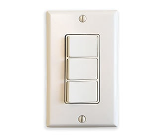 Optional LED Accent Lighting Control