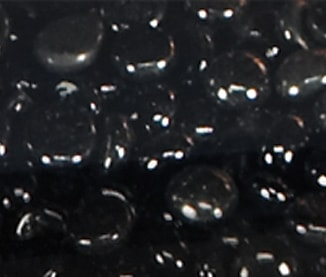 Glass Media, Black Glass Beads