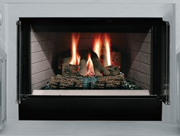 Majestic Sovereign Wood-Burning Fireplace