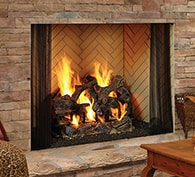 Heatilator Birmingham Wood Fireplace