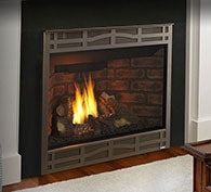 Heatilator Novus Gas Fireplace