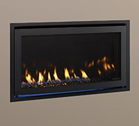 Heatilator Rave Series Gas Fireplace