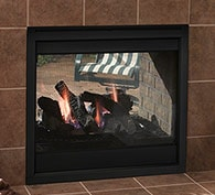 Outdoor Lifestyles Twilight II Gas Fireplace