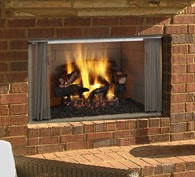 Outdoor Lifestyles Villawood Wood Fireplace