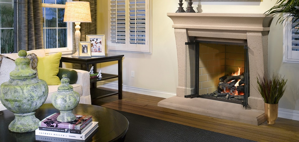 Heatilator Birmingham Wood Fireplace Best Fire Hearth Patio
