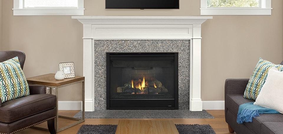 Heatilator Caliber Gas Fireplace