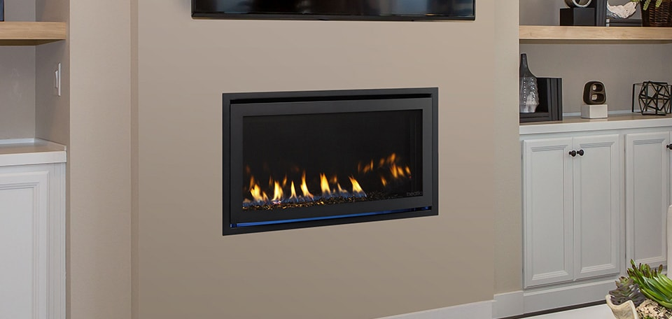 Heatilator Rave Series Gas Fireplace