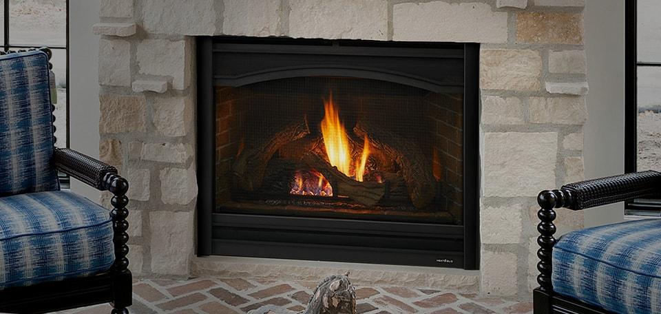 Heat Amp Glo 8000 Series Gas Fireplace