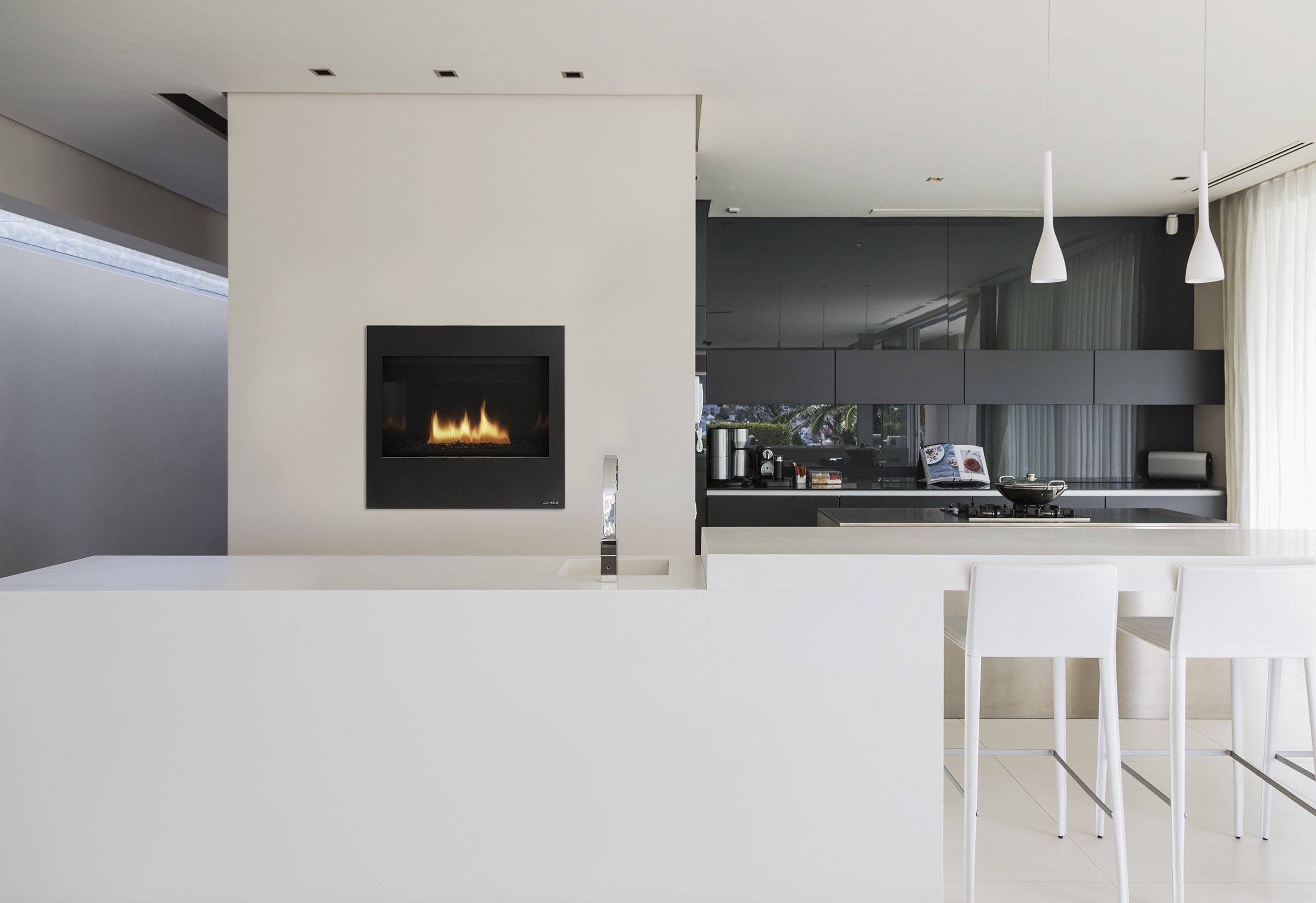 Heat Amp Glo Metro 32 Gas Fireplace