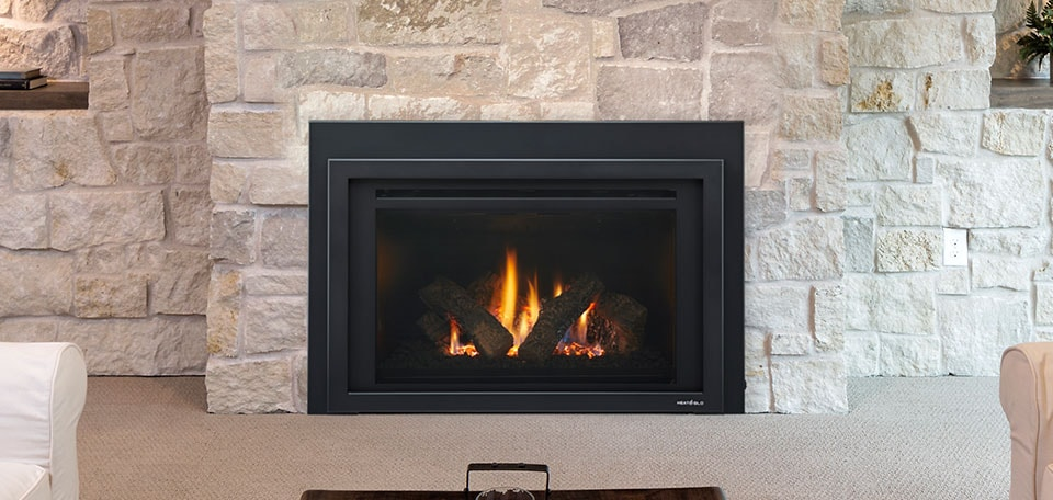 Heat Glo Provident Series Gas Fireplace Insert