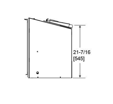Heat & Glo Provident Series Gas Fireplace Insert