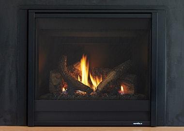 Heat Glo Slimline Series Gas Fireplace