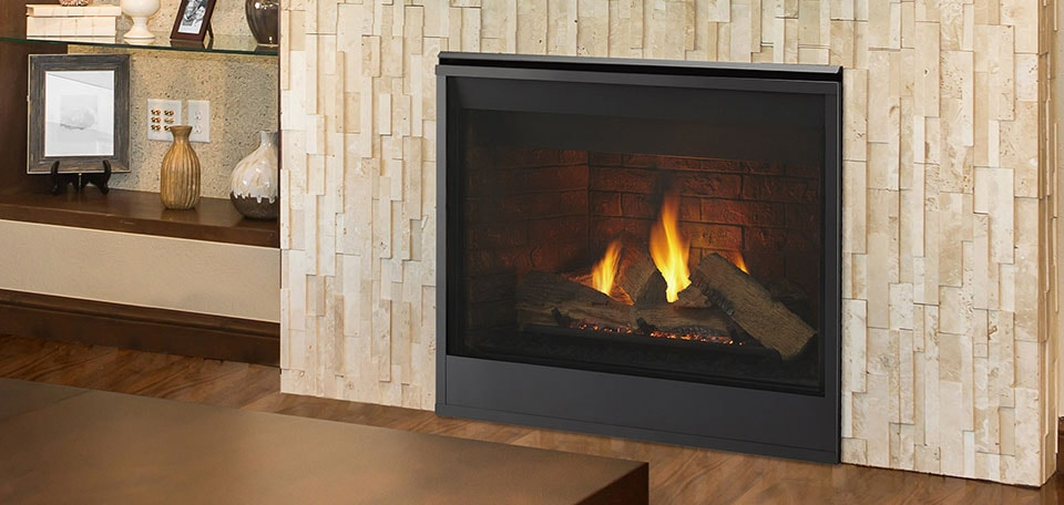 Majestic Meridian Series Direct Vent Gas Fireplace