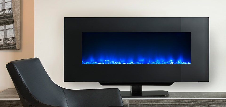 simplifire wall mount electric fireplace rh fireplaces com blue flame fireplace gas blue flame fireplace valve