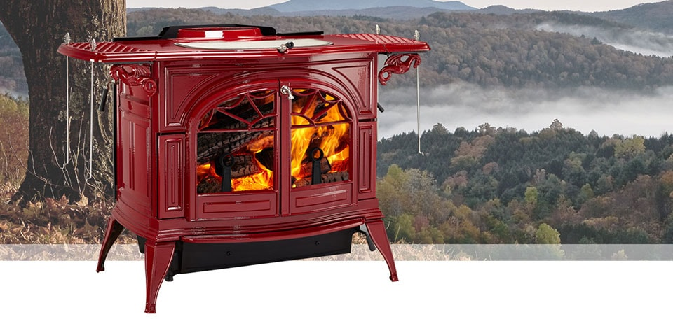 Vermont Castings Wood Stoves - Fireside Hearth & Leisure