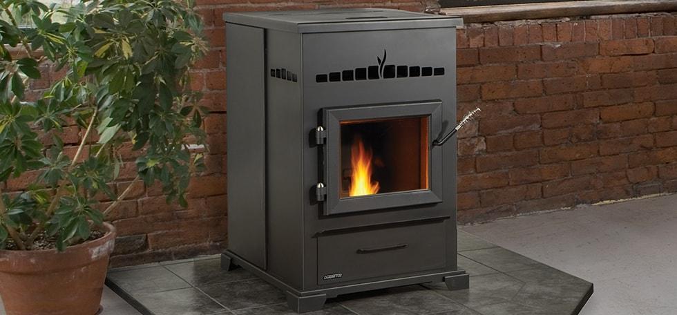 Quadra-Fire CAB50 Pellet Stove