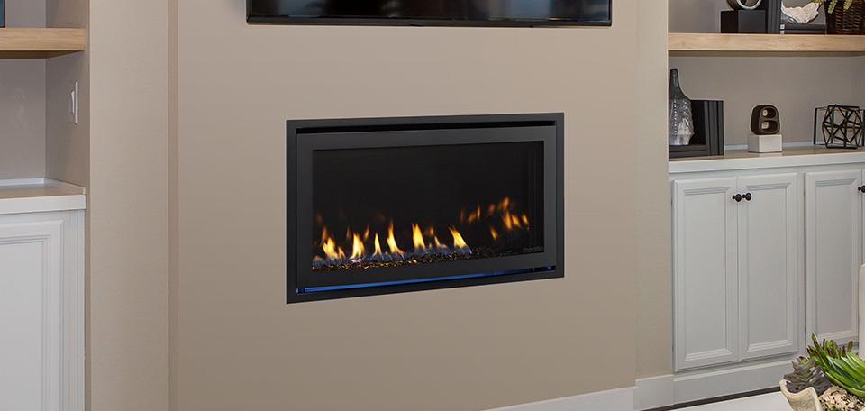 Rave 32 Gas Fireplace