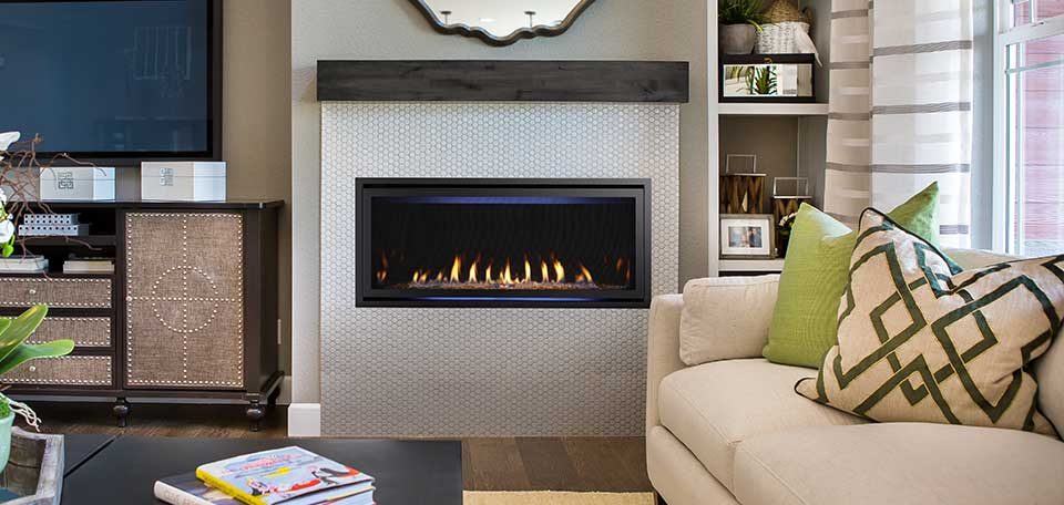 Rave 36 Gas Fireplace