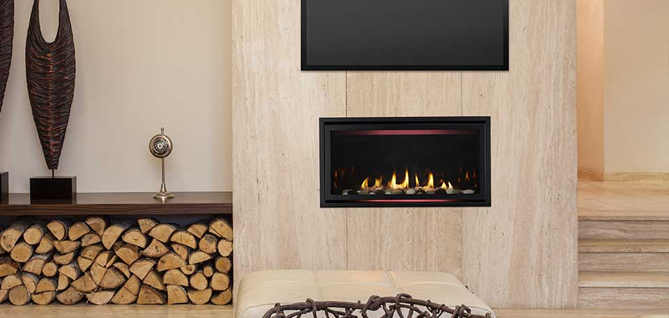 Rave 42 Gas Fireplace