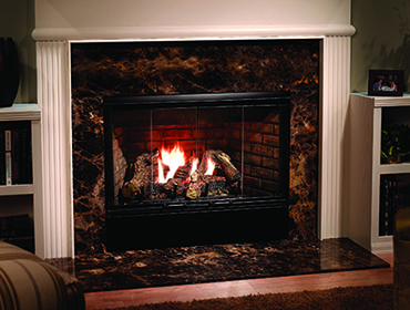 Heatilator Reveal Gas Fireplace