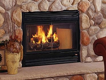 Heatilator SC60 Wood Fireplace
