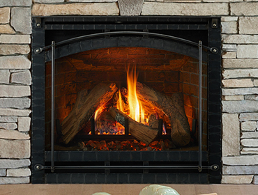 Heat & Glo 6000 Series Gas Fireplace