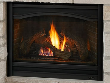 Heat & Glo 8000 Series Gas Fireplace
