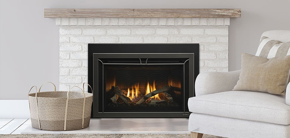 COSMO 35 Gas Fireplace Insert