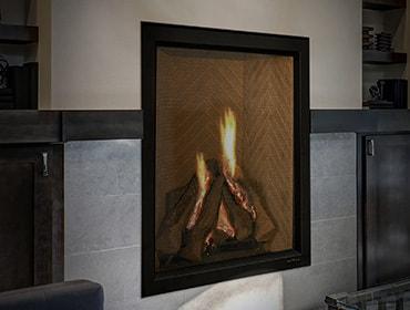 Heat & Glo Everest Gas Fireplace