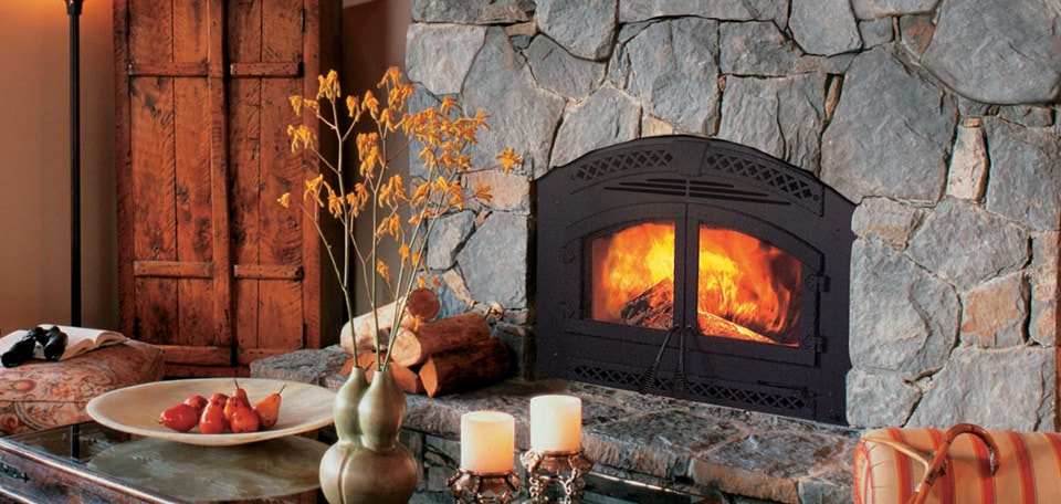 Heat & Glo Northstar Wood Fireplace