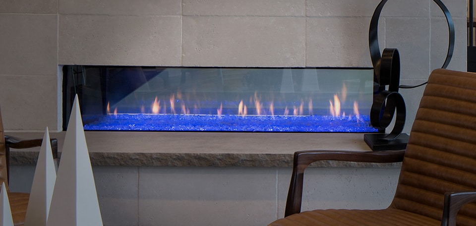 The Fireplace Showcase - Heat & Glo Primo Series Gas Fireplace