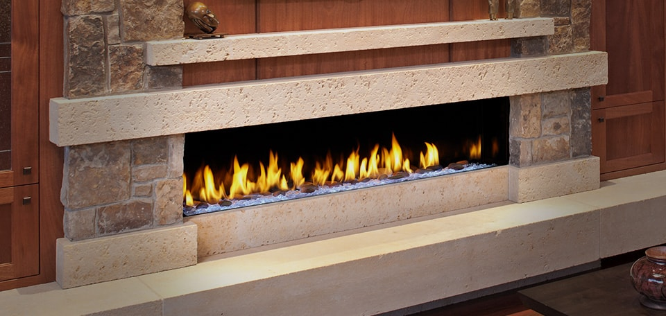 PRIMO Direct Vent Gas Fireplace Series