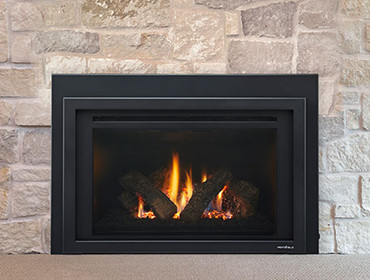 Heat & Glo Provident Series Gas Fireplace Insert
