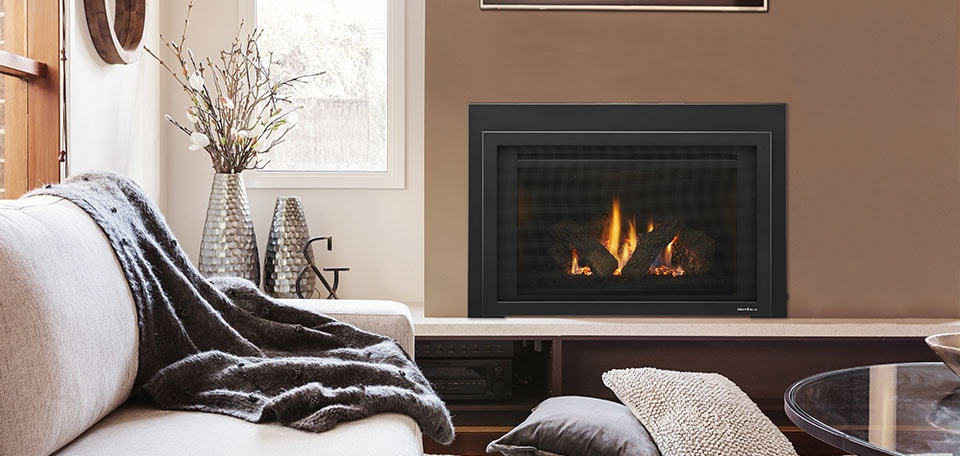 Provident 35 gas fireplace insert