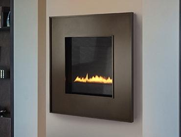 Heat & Glo REVO Series Gas Fireplace