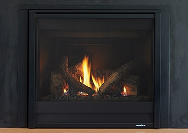 Heat & Glo SlimLine Series Gas Fireplace