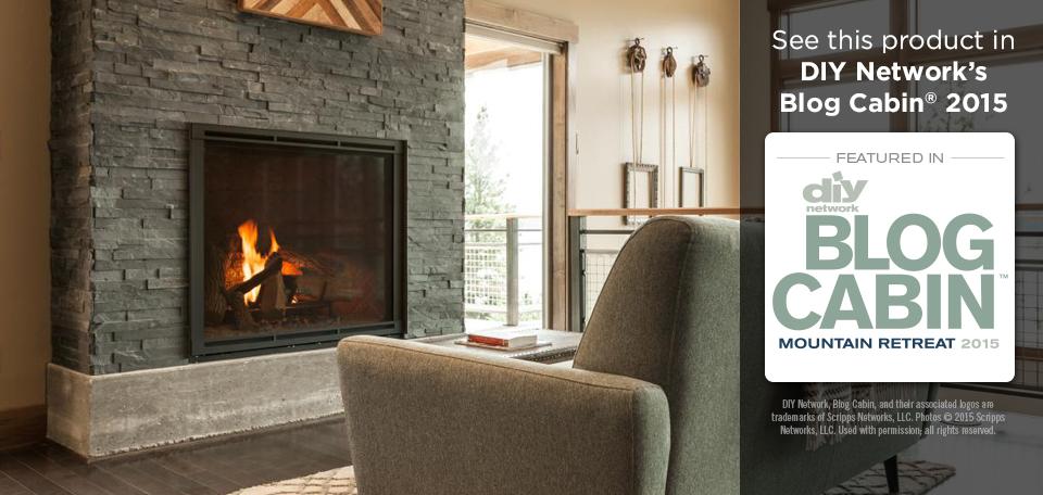 Heat & Glo TRUE Gas Fireplace Series