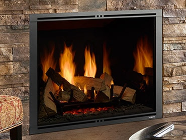 Majestic Marquis II Direct Vent Gas Fireplace