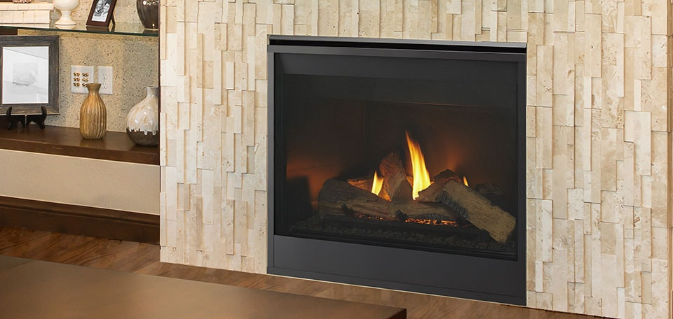 Meridian Direct Vent Gas Fireplace