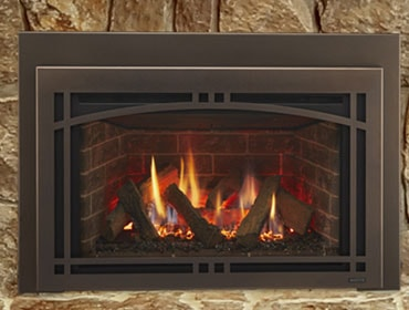 Majestic Ruby Series Direct Vent Gas Fireplace Insert